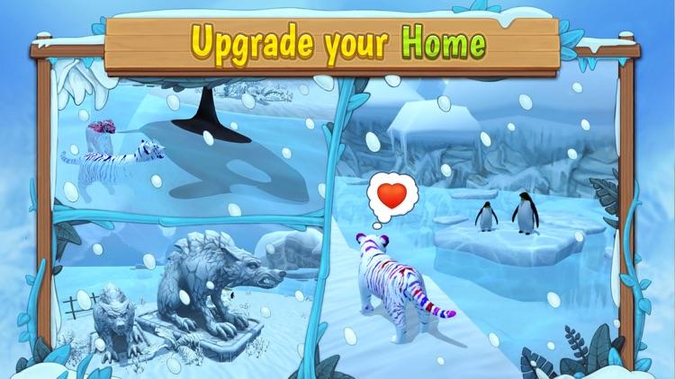 White Tiger Family Sim Online screenshot-3