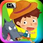 狼来了 - 睡前 童话 动画 故事书 iBigToy icon