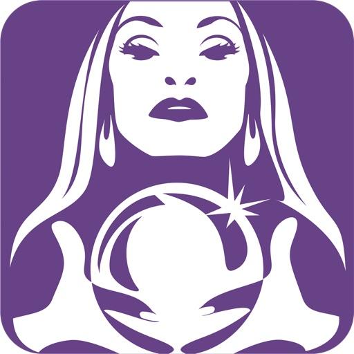 Live Psychic Chat application logo