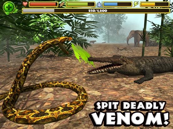 Snake Simulator на iPad
