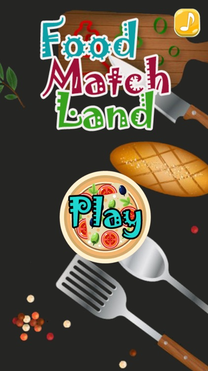 Food Match Land