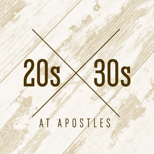 20s and 30s at Apostles icon