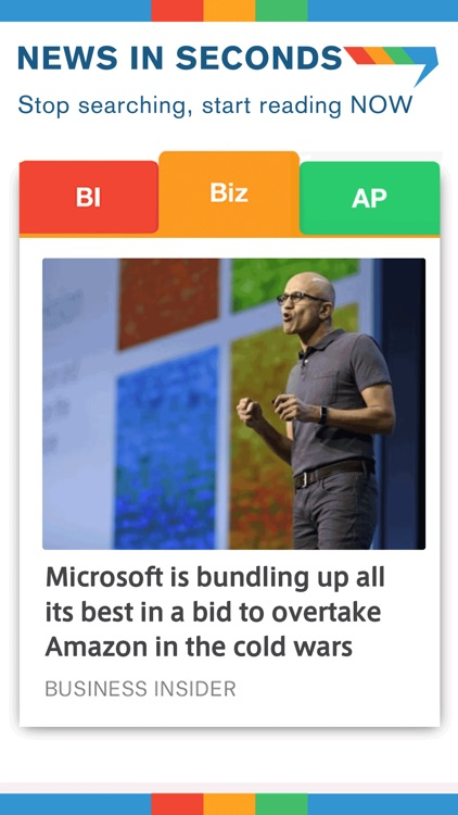 SmartNews: US Breaking News screenshot-3
