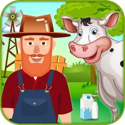 Cow Farm Day - Farming Simulator