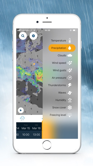 Ventusky: Weather Maps app image
