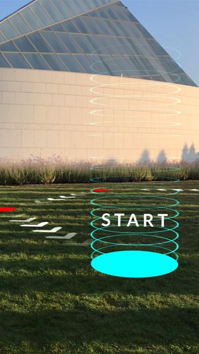 AR Runner screenshot 1