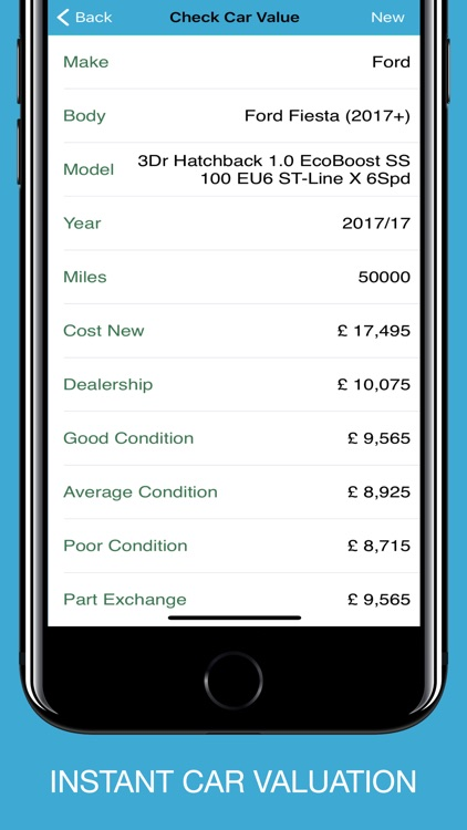 Check Car Value and Valuations screenshot-1