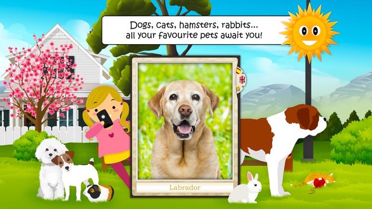 My Pets: Cat & Dog For Kids screenshot-0