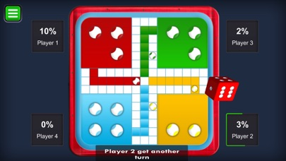 Ludo Impossible Pachisi Game screenshot 4
