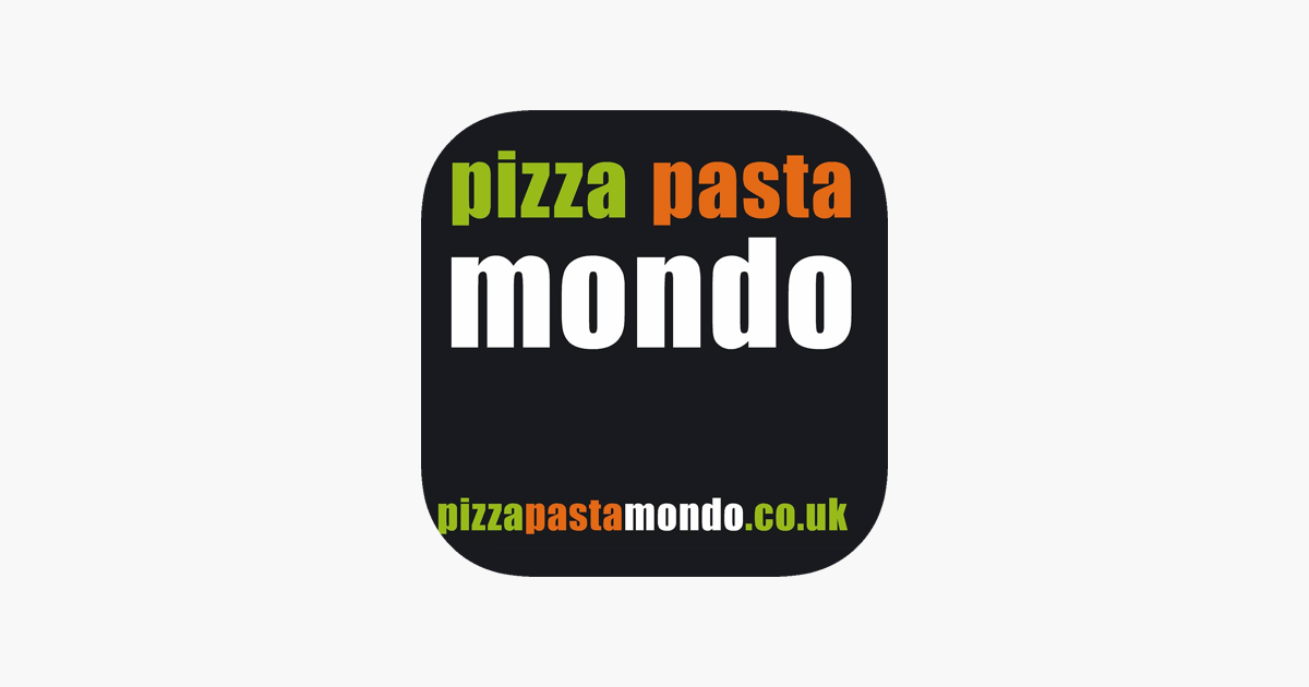 Pizza Pasta Mondo On The App Store