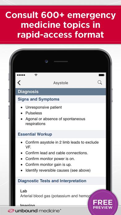 5-Minute Emergency Medicine Screenshot