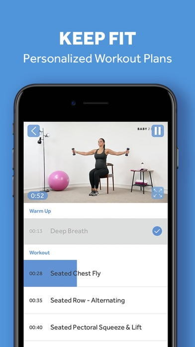 Download Pregnancy Workouts & Wellness for Pc