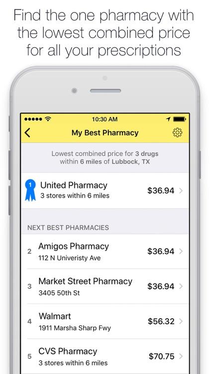 GoodRx – Save On Prescriptions screenshot-3