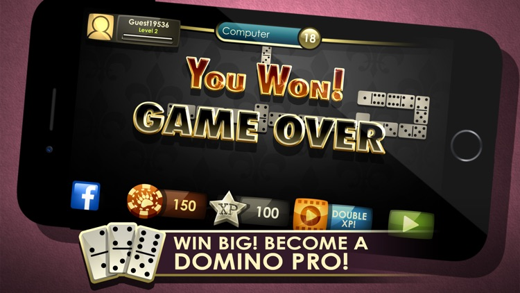 Domino Royale screenshot-4