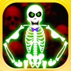 Zombie Glow Game For Halloween icon