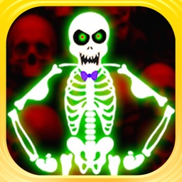 Zombie Glow Game For Halloween