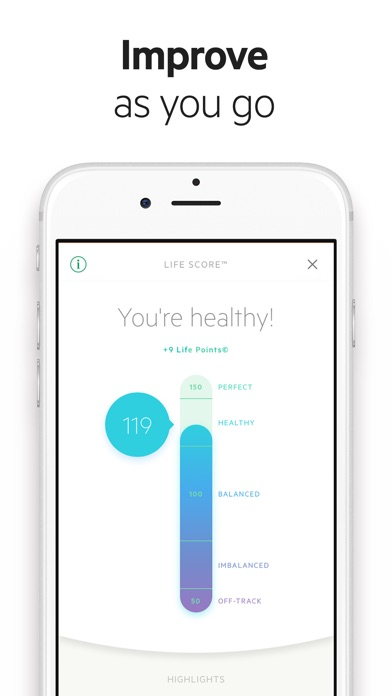 Lifesum: Diet & Health Plan screenshot