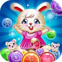 Bunny Bubble Shooter Island