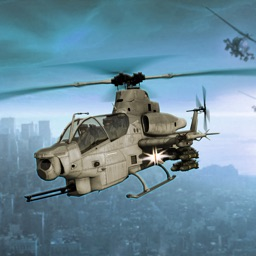 Helicopter CHAOS Air Combat
