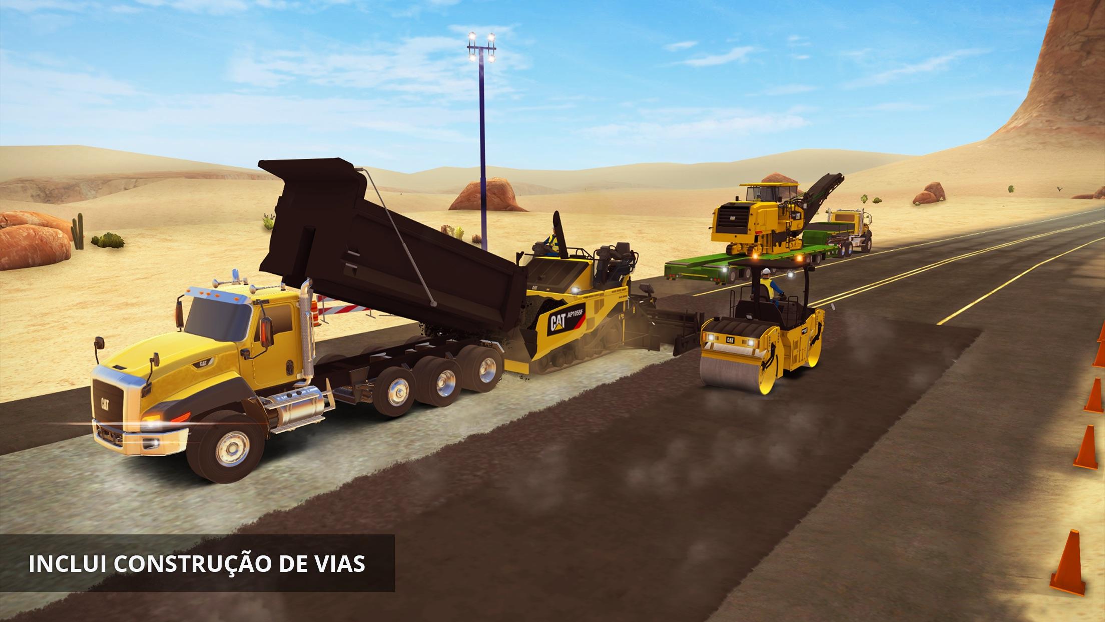 Screenshot do app Construction Simulator 2