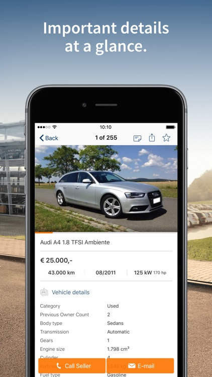 AutoScout24: Buy & Sell Cars screenshot-3