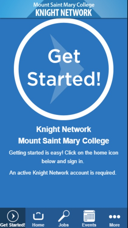 bb3f2c3a3ff9 by Mount Saint Mary College. MSMC Knight Network