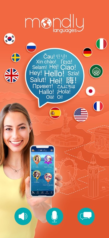 3 Minutes to Hack Mondly: Learn 33 Languages - Unlimited | TryCheat