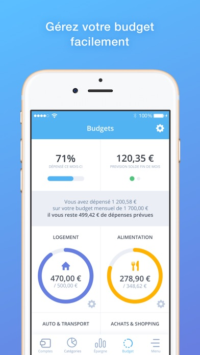 download Bankin' apps 4