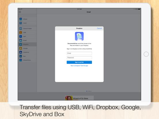 iSpreadsheet Free (Mobile Spreadsheet) screenshot