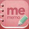 mememo(ミーメモ)ダイエット〜生理予測まで女性サポート