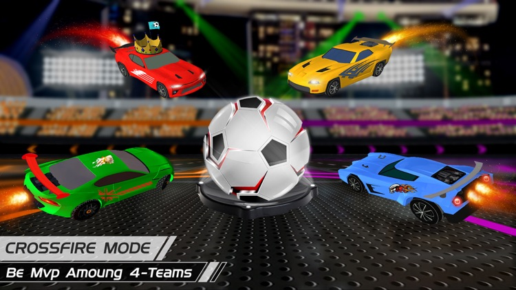 SuperRocketBall2 Real Football screenshot-5