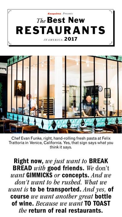 Esquire Magazine US