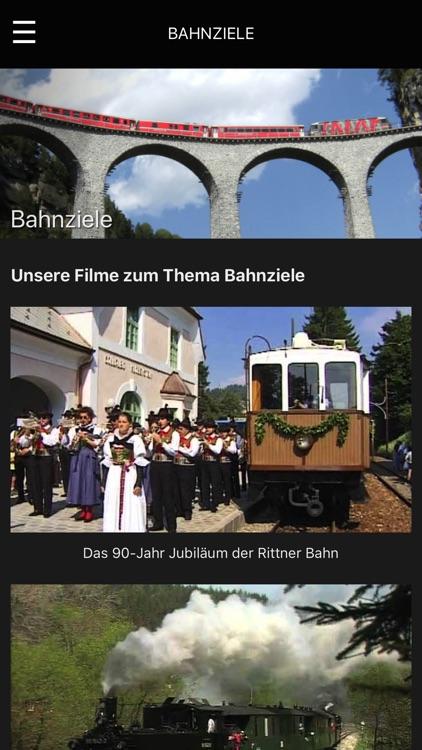 Bahnwelt TV screenshot-3