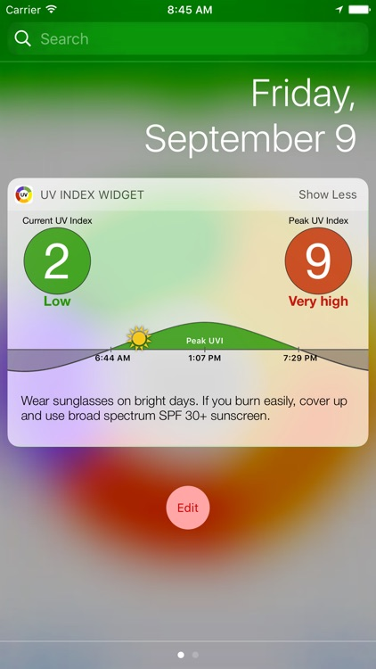 UV Index Widget - Worldwide screenshot-5