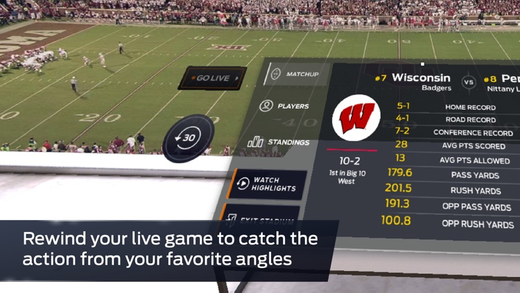 FOX Sports VR screenshot-4