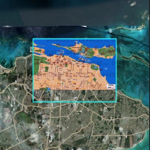 Bahamas Offline Tour Maps