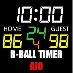 Basketball Timer AIO