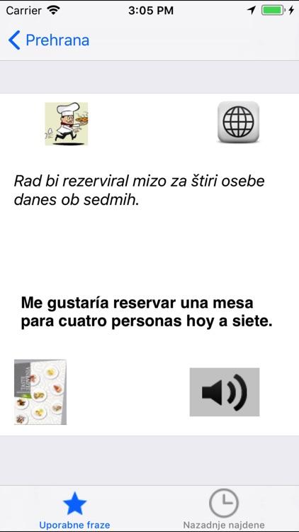 PortosDicty frases Esp/Esl screenshot-4