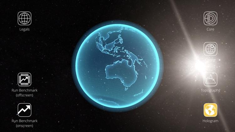 Orbital Flight Benchmark screenshot-8