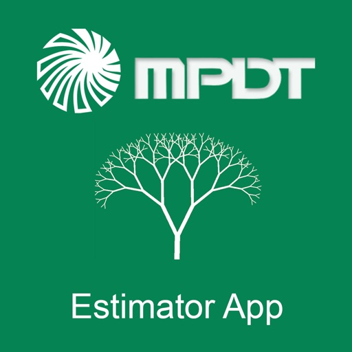 MPDT Estimate App for iPad
