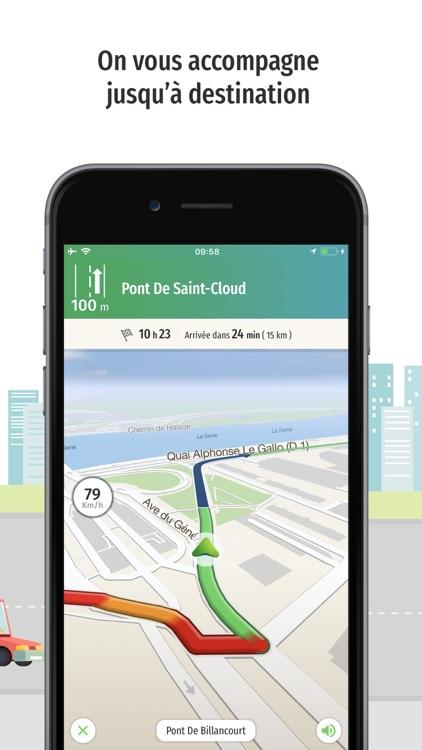 Mappy – Plan, Itinéraire, GPS screenshot-4