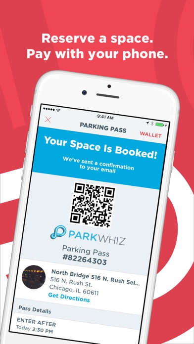 ParkWhiz - Find Parking Nearby for Windows