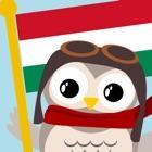 Gus on the Go: Húngaro icon