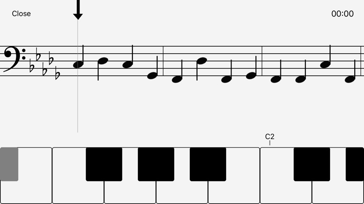 Notes - Sight Reading Trainer screenshot-4