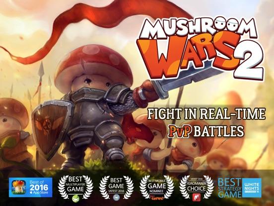 Игра Mushroom Wars 2: Битвы грибов