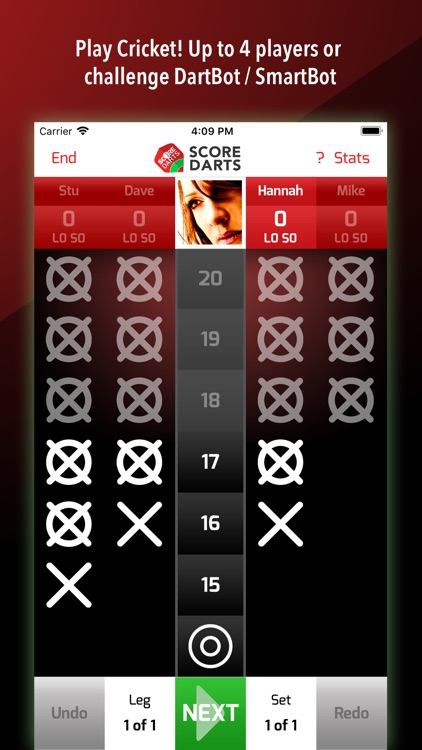 Score Darts Scorer screenshot-4