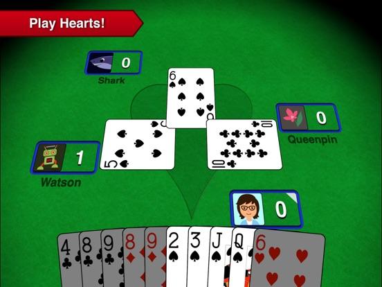 Hearts++ Screenshots