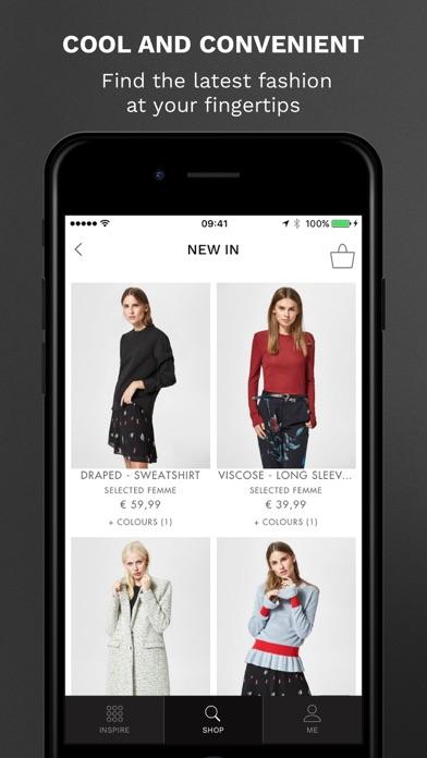 Screenshot #3 pour SELECTED Fashion Clothes
