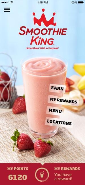 recipe: smoothie king protein powder nutrition [38]