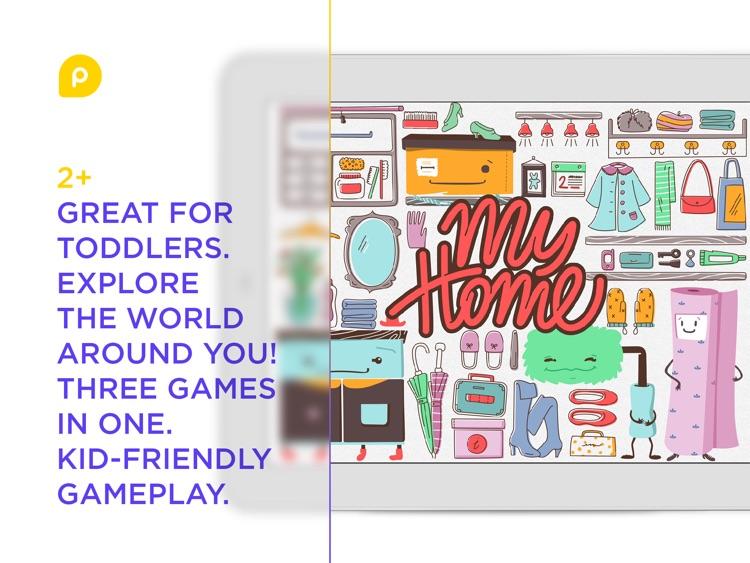 Mini-U: Scrapbooking gameplay
